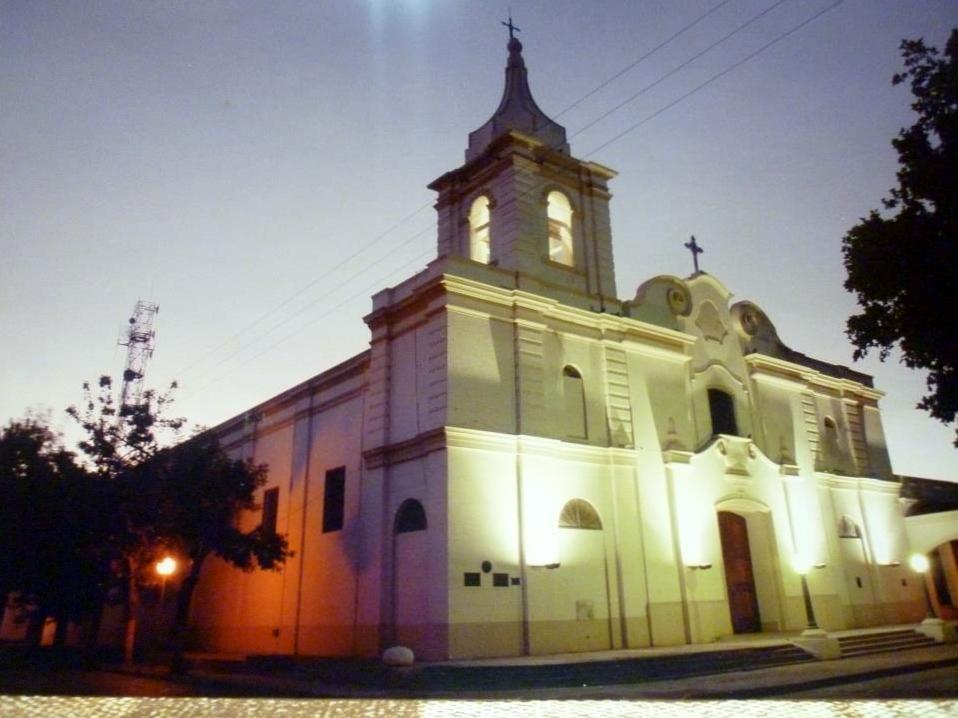 Hace 150 años: El presidente Mitre llegaba para colocar la piedra fundamental de la Iglesia del Pilar en Ranchos
