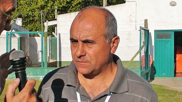 Lamarque habló de Atlético Ranchos a una semana del comienzo