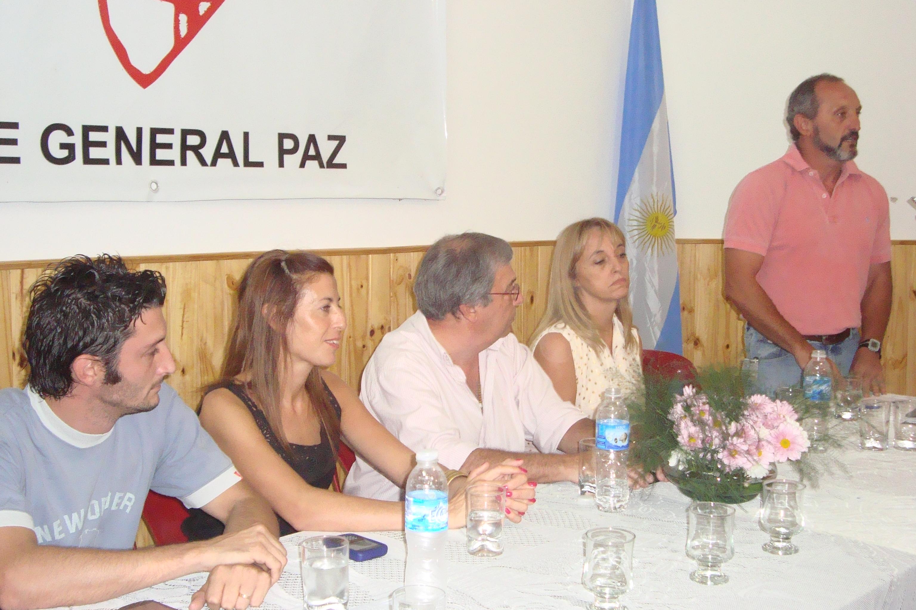 Defensa Comunal firmó su acuerdo con el PRO