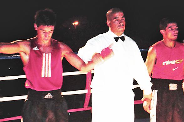 Mostrando gran nivel, Demario fue lo mejor en el festival de box en Belgrano