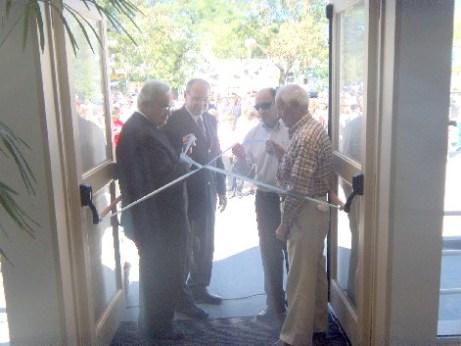 Fueron inaugurados los consultorios externos del Hospital S. V. de Paul