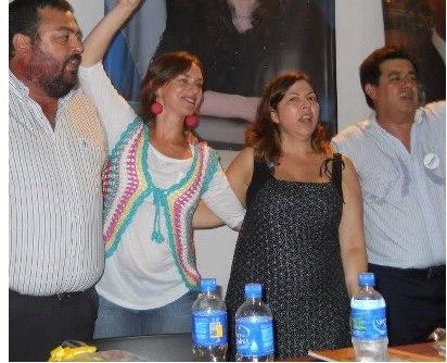 "Acto de Peronismo sin Fronteras en Chascomús: ""Tenemos que tener vocación de poder"" (Moscarella)"