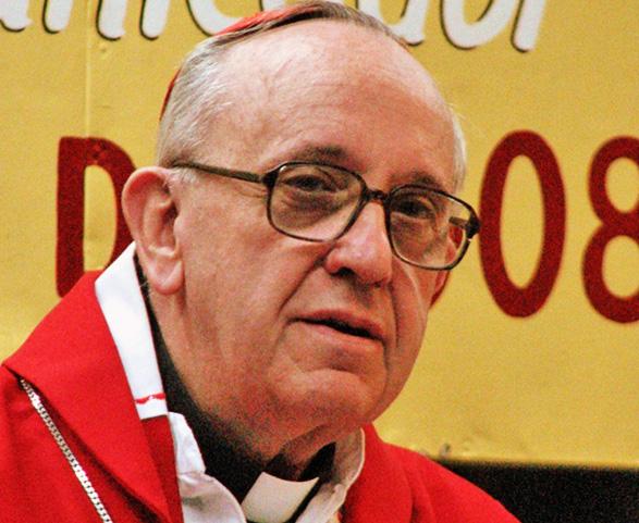 REPICAN LAS CAMPANAS EN TODAS LAS IGLESIAS DEL PAÍS: El argentino Jorge Bergoglio es el nuevo Papa