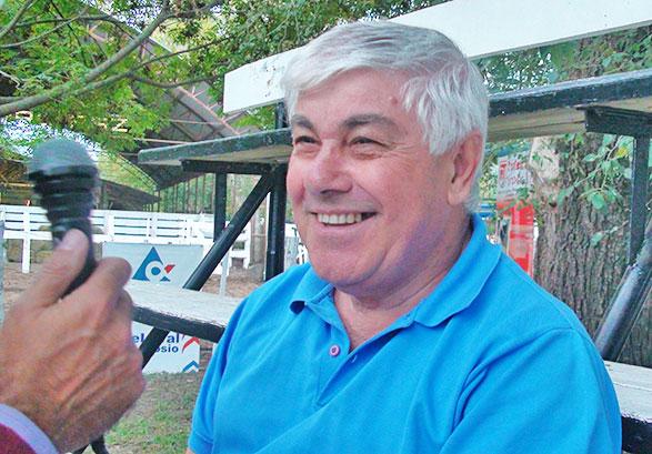 Murió el presidente de la S. Rural de G. Paz, Juan Bastida