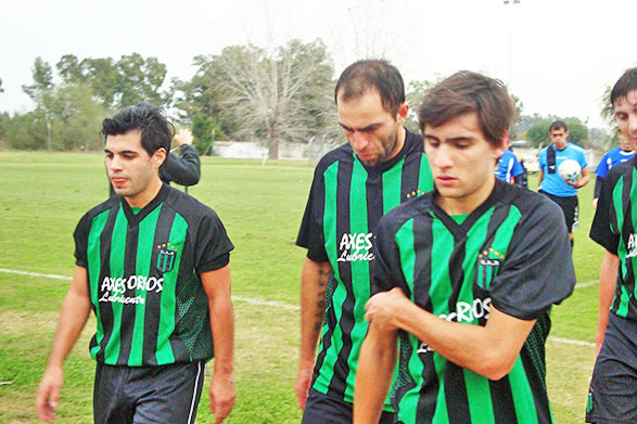 Atletico Ranchos vs Deportivo
