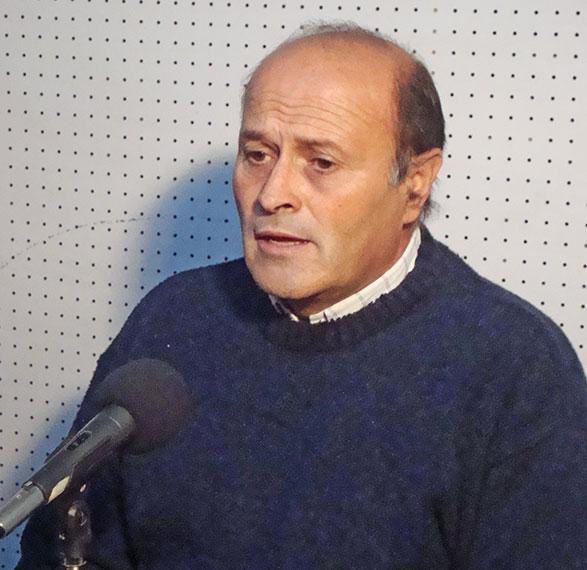 Fernando Elichabe: » Si solo se hubiera seguido el proyecto inicial de la laguna no habría ni una gallareta»