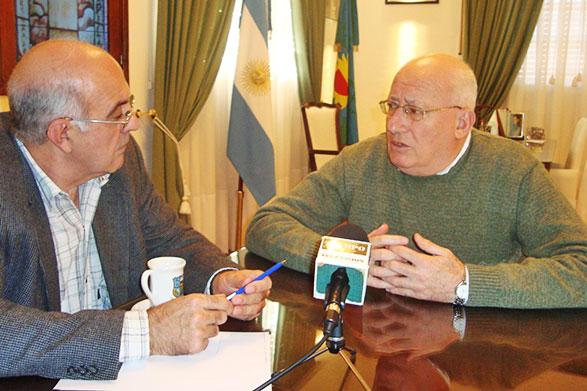A 11 días del plazo para las alianzas y 21 de listas de candidatos, Veramendi es firme candidato a la lista de senadores