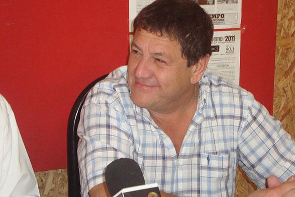 """Torrisi: """"No voy a ser concejal en las próximas elecciones"""""""