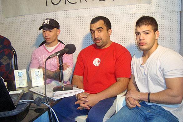 Cuatro rancheros ganaron torneo de pesas en Río IV