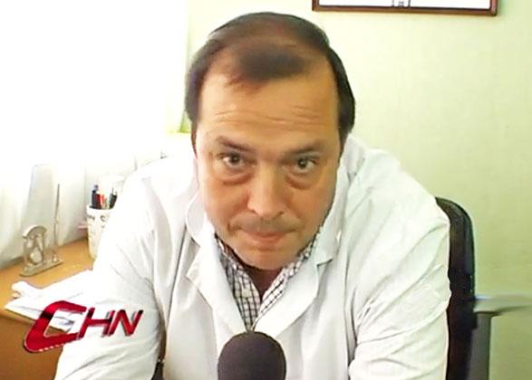 Un caso de gripe A en Chascomús