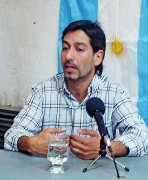 Entrevista a Adrian Gimenez