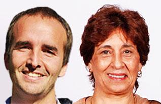 """A HORAS DEL CIERRE DE CAMPAÑA: Larralde ya piensa en octubre – Travascio: """"Muchos radicales votan a Massa"""""""