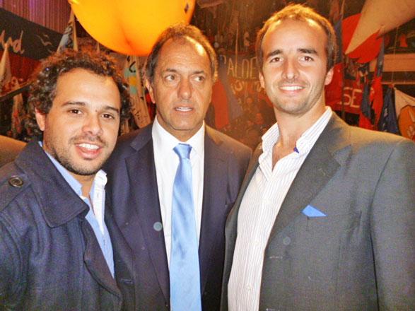 """Martín Larralde: """" No tengo dudas que ganamos las PASO el 11 de agosto"""""""
