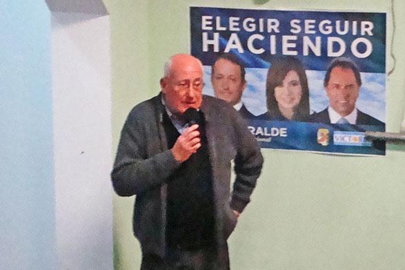 El Frente para la Victoria ganó en G. Paz, pero la oposición hizo una excelente elección. D. Comunal segunda sorprendió con 1650 sufragios