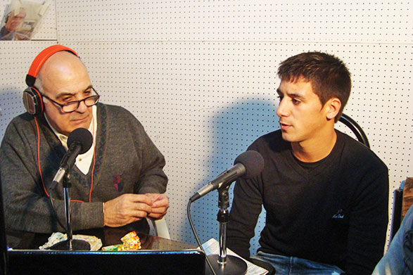 """PRIMICIA: Nico Demario dejó el Cenard y vuelve con """"Látigo"""" Coggi"""