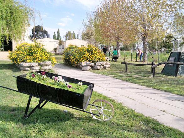 La Escuela Secundaria Agraria de Ranchos cumple 100 años este viernes