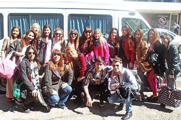 Modelos chascomunenses en Buenos Aires