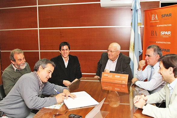 Se licito la obra de agua potable y ampliación de red del balneario Río Salado y Villanueva