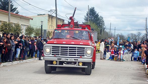 Primicia: El jueves 17 se pone en operaciones el Cuartel de Bomberos de Loma Verde