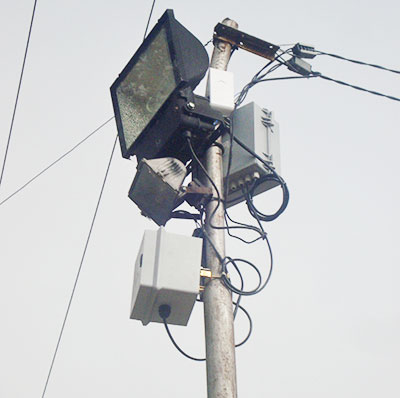 En Ranchos: La Municipalidad instaló Internet gratis en la Plaza de Mayo