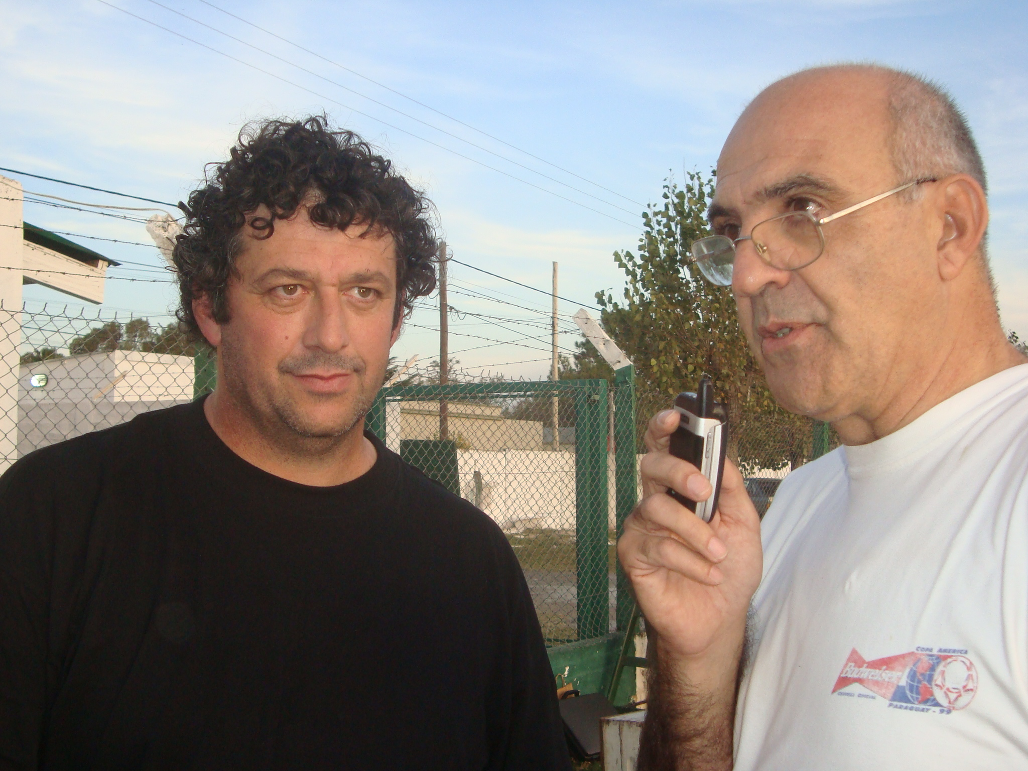 Juanchi Taus desde M. del Plata informa como están los chicos de la EMFI