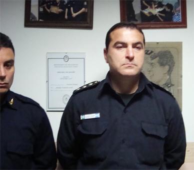 En reemplazo del Subcomisario Idarreta: El Ppal. S. Bonino es el nuevo titular de la  estación policíal de Ranchos
