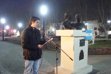 Se recordó el 1º de julio los 40 años del fallecimiento del General Perón en Ranchos