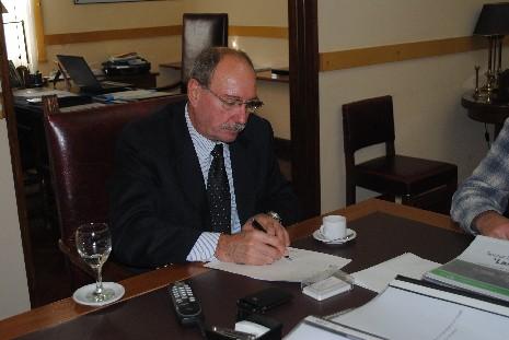 El intendente Gobbi respondió sobre la bicameral por Lezama, de la emergencia económica, de la necesidad de cobrar las deudas y de varias obras