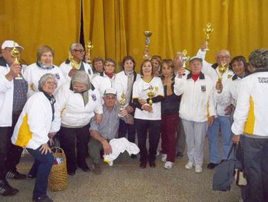 Informe de Prensa de la Subsecretaría de Deportes de Gral. Paz