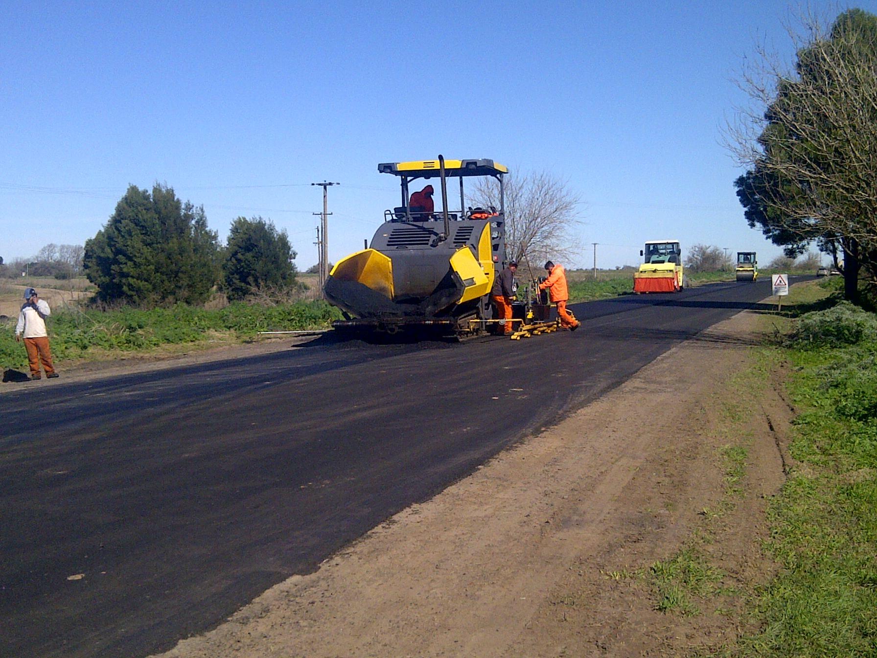 Promesa cumplida: llegan a 3.600 los kilómetros de rutas rehabilitadas durante la gestión de Vidal