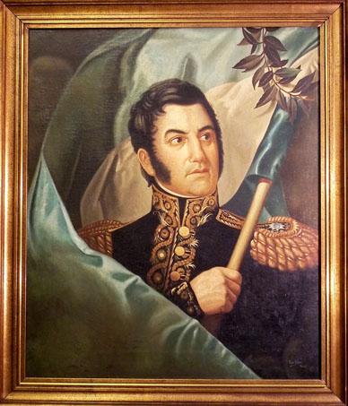 17 de Agosto – 164º Aniversario del fallecimiento del Gral. San Martín