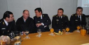 ASISTIO EL INTENDENTE GOBBI AL INICIO  DE LA JORNADA DE RECLUTAMIENTO POLICIAL