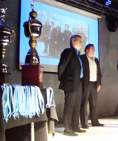 Emotiva y concurrida celebración del  Club Deportivo