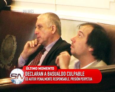 Reclusión perpetua para Basualdo por el crimen de Emilio Blanco