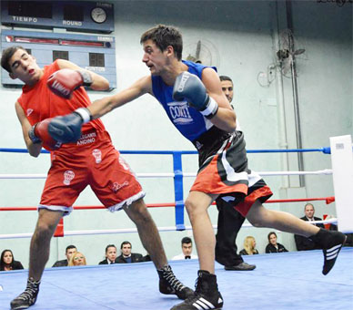 Nico Demario no peleara en Brandsen