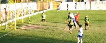 Volcó en Ranchos el conocido futbolista Raúl Granara