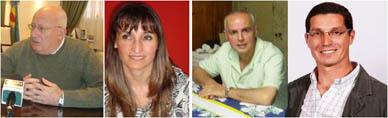 General Paz: La lucha por la intendencia en 2015: Dos candidatos confirmados: ¿Estos son los que se confirmarán?