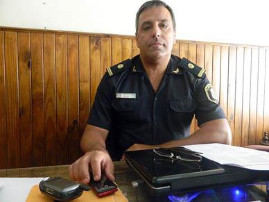 Es mas que preocupante la limitada capacidad policial de Chascomús, según surge del propio  Sub Crio Cuburu