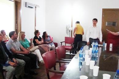 Organizada por la Secretaría de Salud se realizó el primer Encuentro Intersectorial en Ranchos