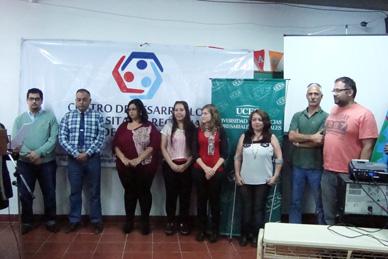 El Centro de Desarrollo Universitario Regional del Salado (sede Ranchos) tiene sus primeros egresados