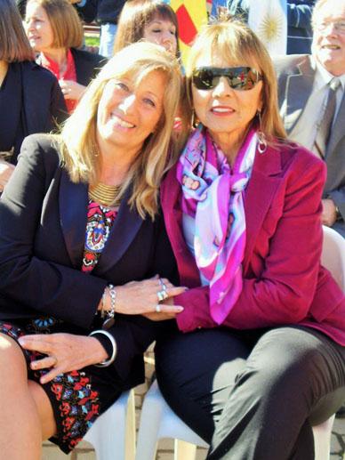 Emotivo recuerdo a Mabel Irigoyen de una de sus grandes amigas