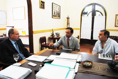 CHASCOMÚS: COMENZÓ LA ATENCIÓN DEL REGISTRO  DE LAS PERSONAS EN LIBRES DEL SUR 272