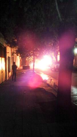 Procesan e imputan a una vecina por el incendio de un automóvil