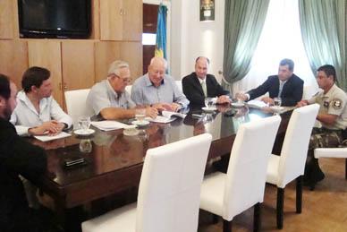 Ranchos: El lunes se firmó el Convenio por la Patrulla Rural
