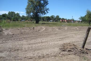 El municipio de G. Paz  denunció un intento de usurpación de unos terrenos fiscales