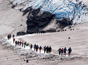 8 atletas del Southwell Running Team en el «Cruce Columbia Argentina-Chile»