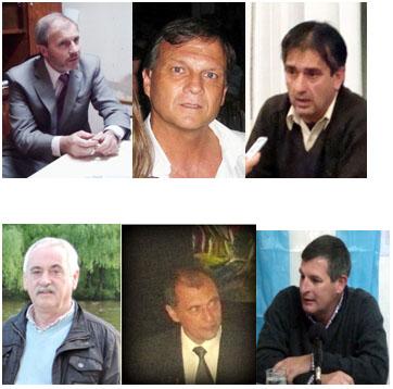 Empezamos a darles primicias políticas en este año electoral: Estos son seis de los precandidatos a intendente de la Alianza PRO – DEF. COMUNAL
