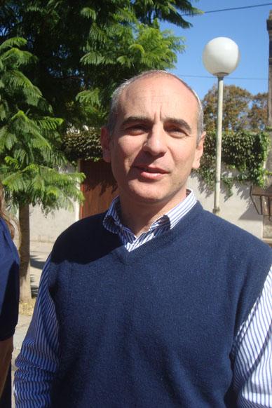 Entrevista al inspector general, Prof. Francischini: «Las irregularidades datan de dos años y rondan los $ 120.000»
