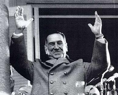 1974 – 1º de Julio – 2015:  41º aniversario Fallecimiento General Juan Domingo Perón