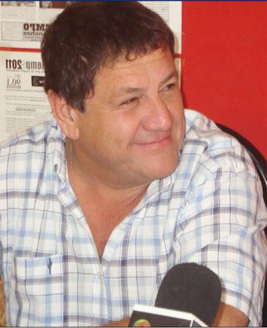 """H. Torrissi: """" Claro que soy precandidato a intendente en el acuerdo de la UCR y el PRO"""""""